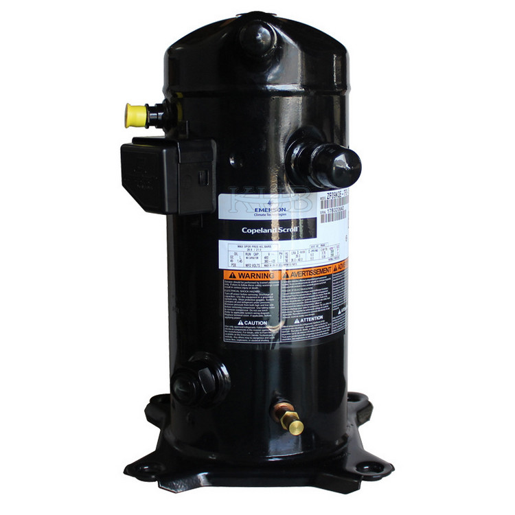 3.6 HP Low Temperature Cold Storage Compressor Black Color 243 * 244 * 452mm